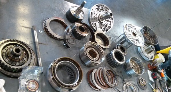 Vehicle Transmission & Drivetrain from Ewing Automotive