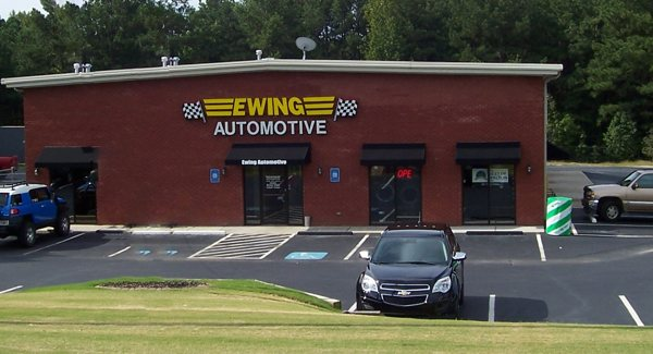 Ewing Automotive, Monroe Shop