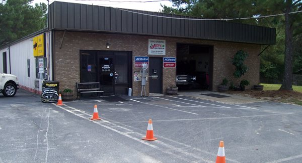 Ewing Automotive, Snellville Shop